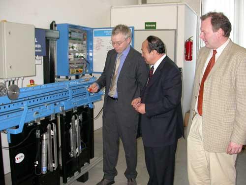 德国阿尔法授权上海阿尔法电梯为在中国境内唯一生产